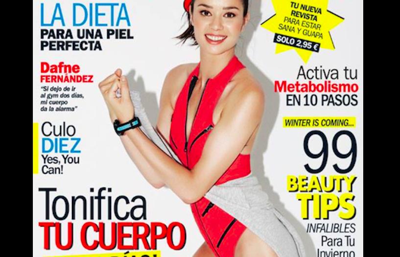 BodyLove Cosmopolitan Dafne Fernández