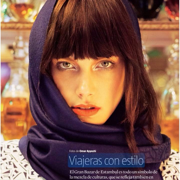 Magazine de La Vanguardia. El Gran Bazar de Estambul